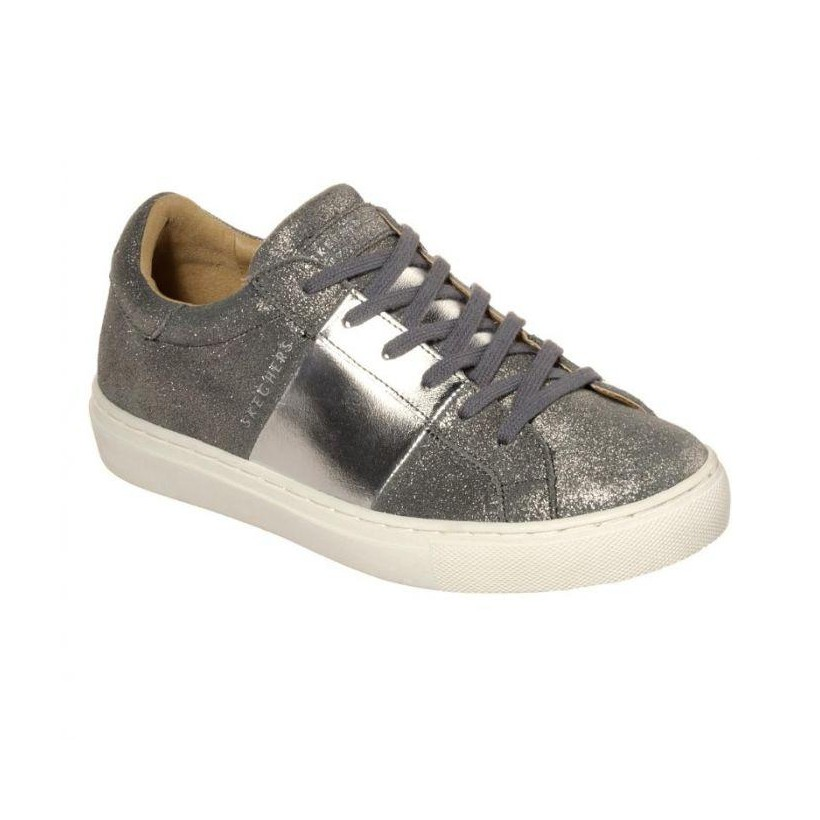 Charcoal/Silver - Women's Side Street - Banded