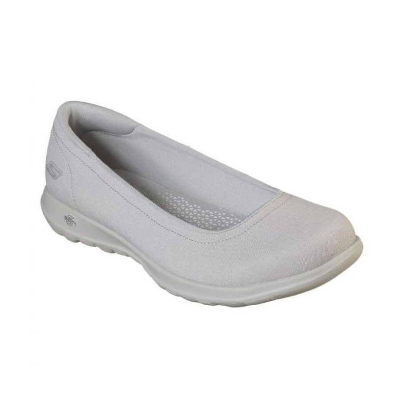 Grey - Women's Skechers GOwalk Lite - Endear
