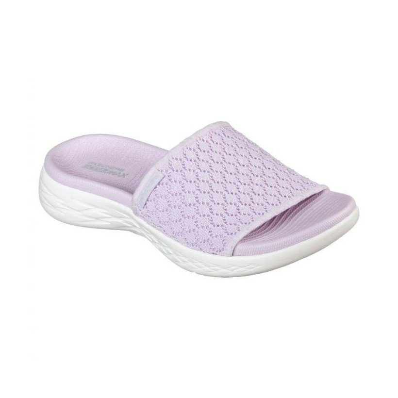 Lavender - Women's Skechers On the GO 600 - Stellar