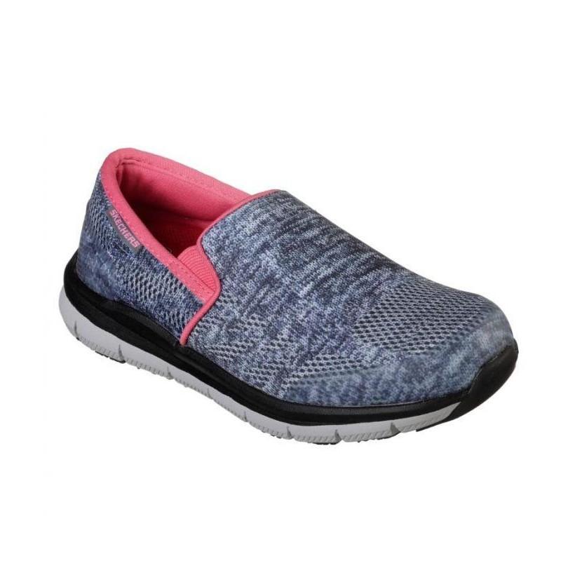 Blue Grey - Women's Work Relaxed Fit: Comfort Flex Pro HC SR