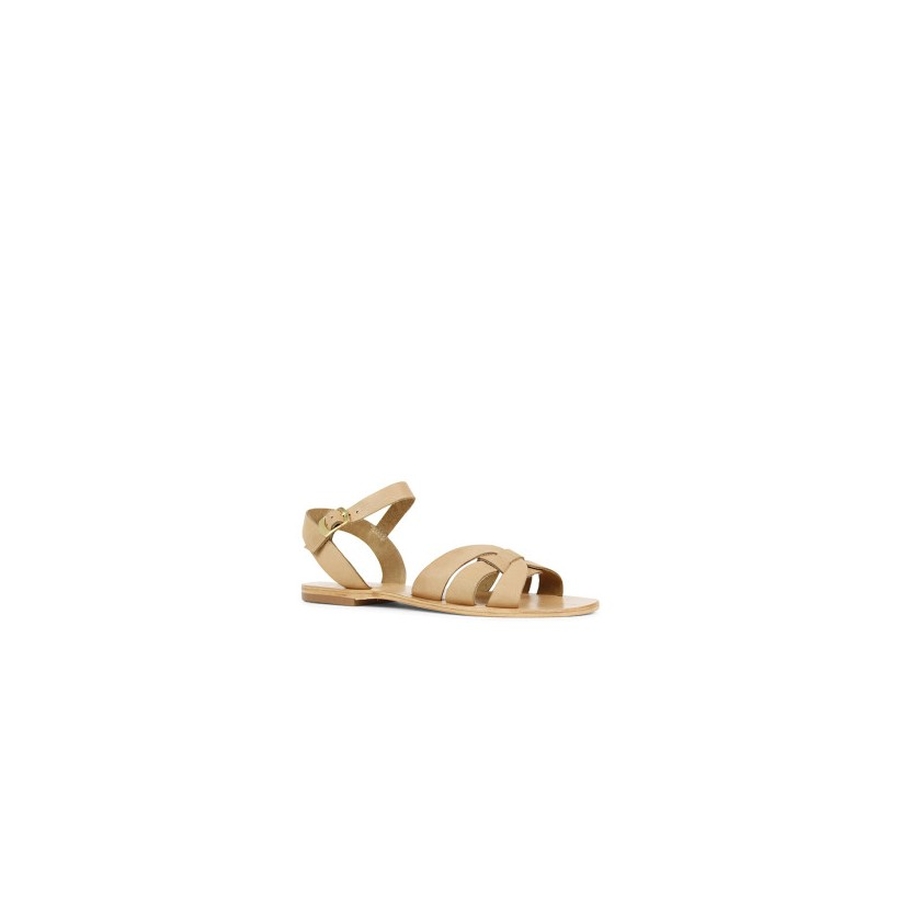 Tara - Tan by Siren Shoes