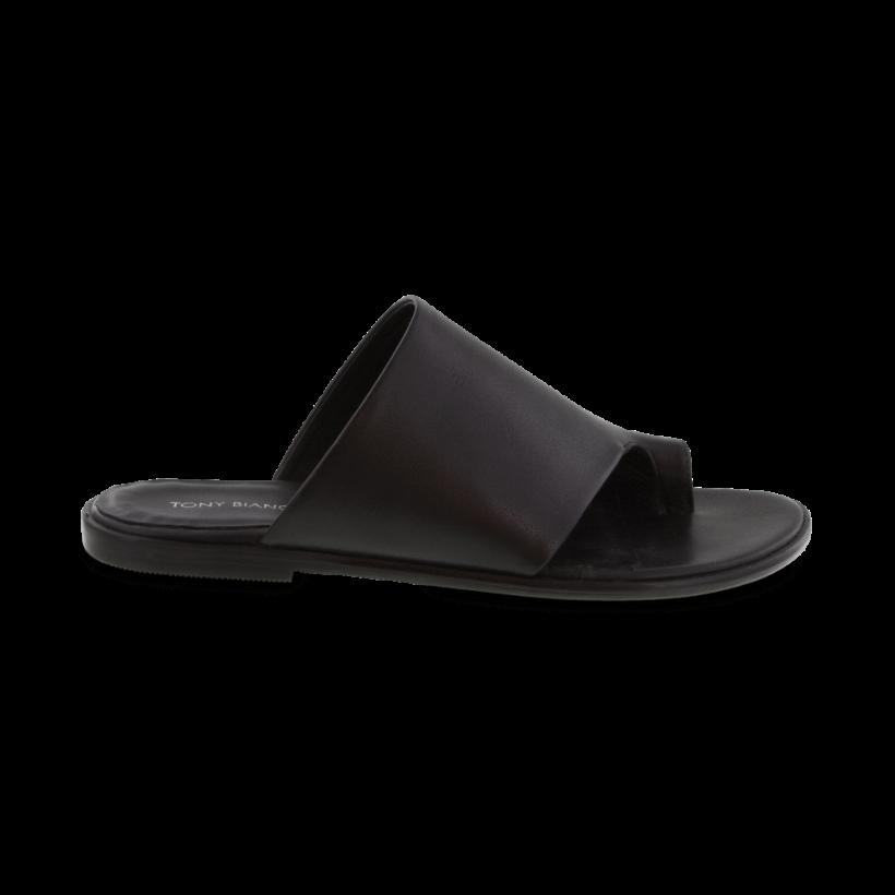 Ariana Black Sheep Nappa Flats by Tony Bianco Shoes