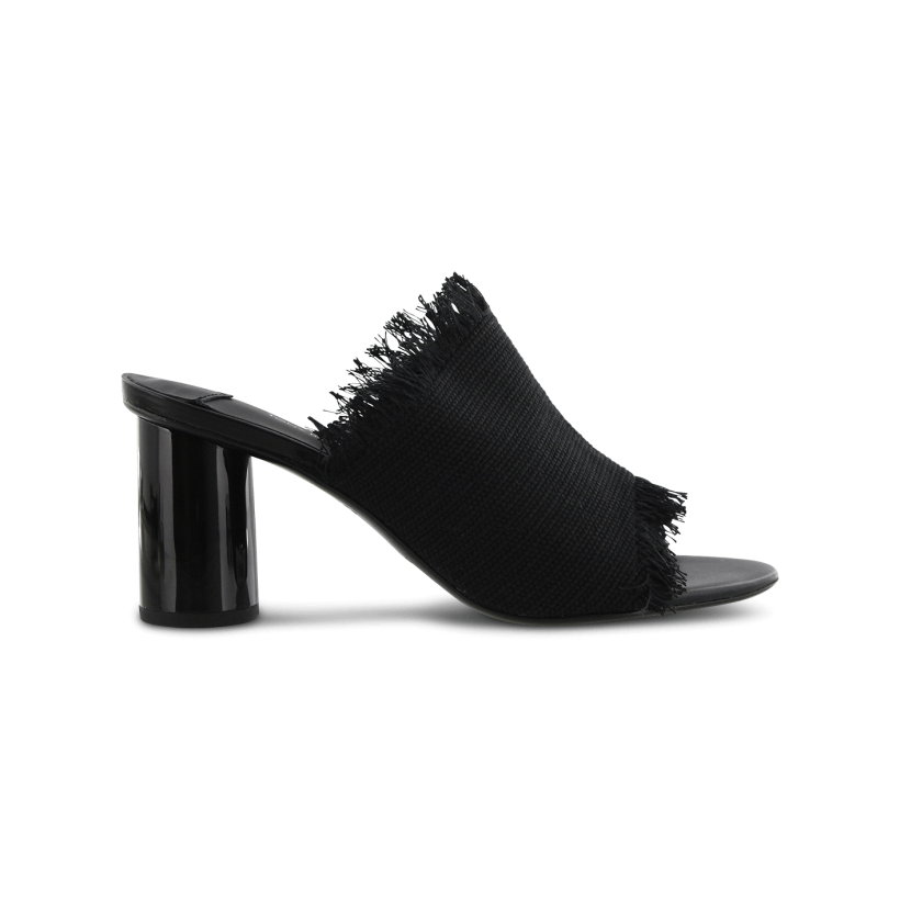 Bacardi Black Osaka Heels by Tony Bianco Shoes