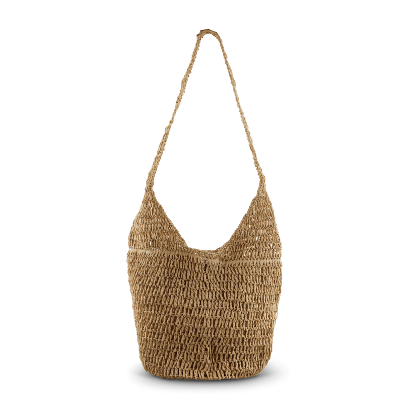 TONY BIANCO - Clement Natural Straw Tote Bag by Tony Bianco Shoes