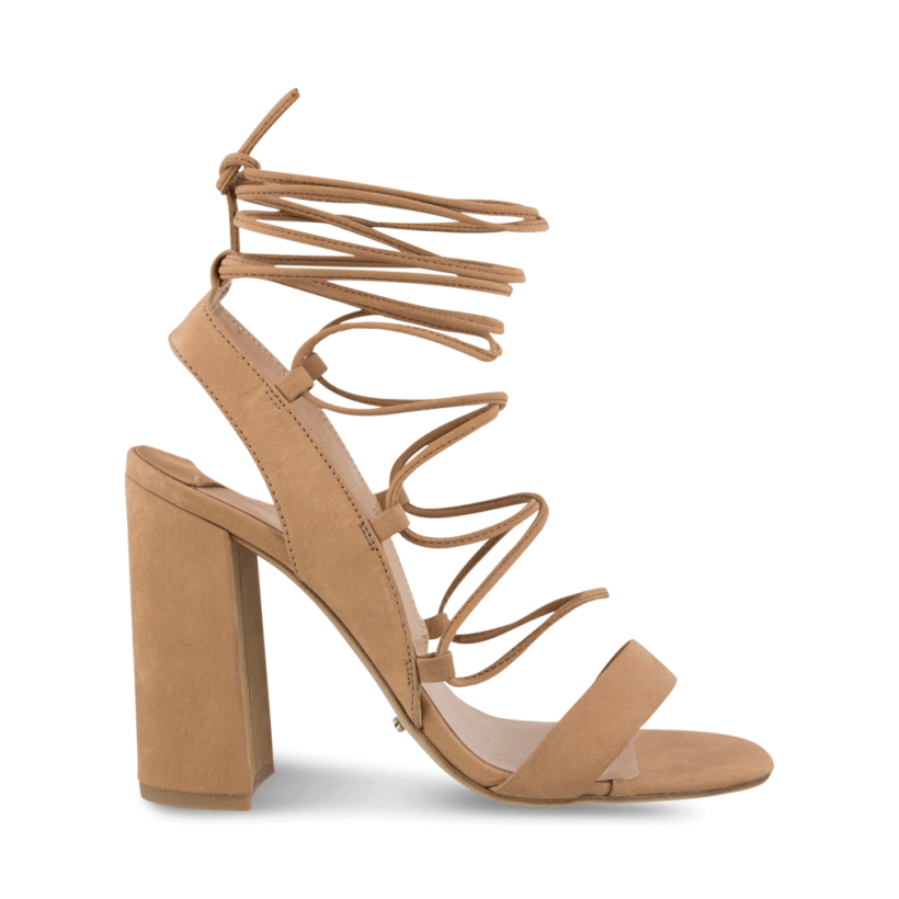 Caramel Phoenix - Dani Caramel Phoenix Heels by Tony Bianco Shoes