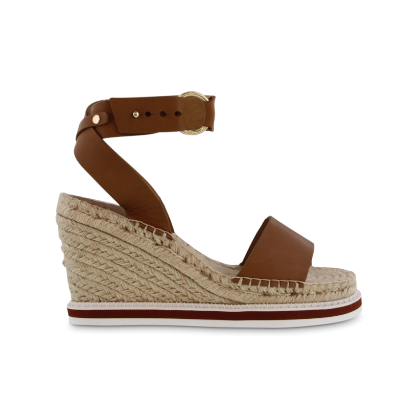 TONY BIANCO - Emma Tan Monaco Wedges by Tony Bianco Shoes