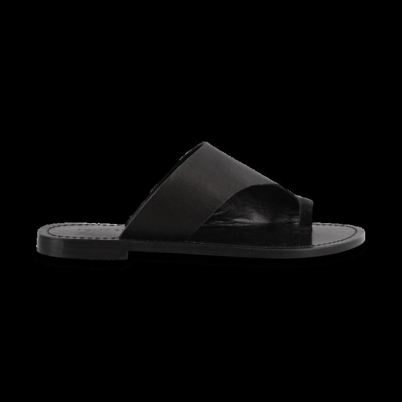 Black - Fleet Black Flats by Tony Bianco Shoes
