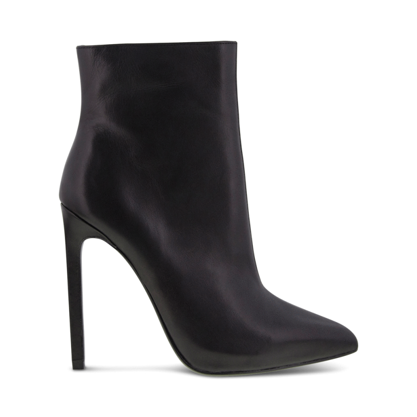 Freddie Black Como Ankle Boots by Tony Bianco Shoes