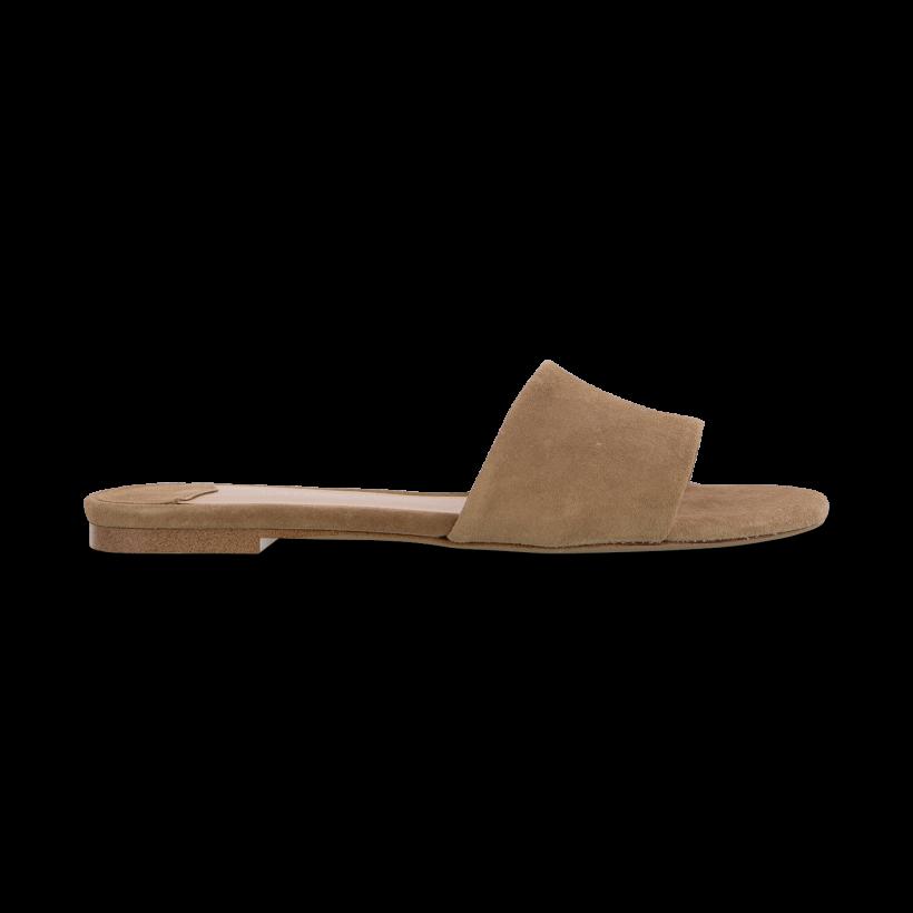 Desert Kid Suede - Harvey Desert Kid Suede Flats by Tony Bianco Shoes