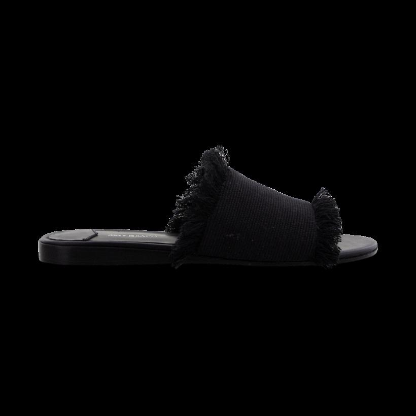 Jayd Black Osaka Flats by Tony Bianco Shoes