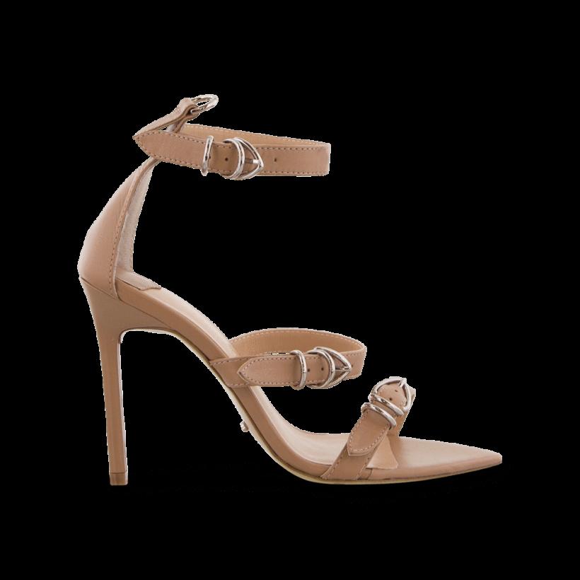 Maikin Skin Capretto Heels by Tony Bianco Shoes