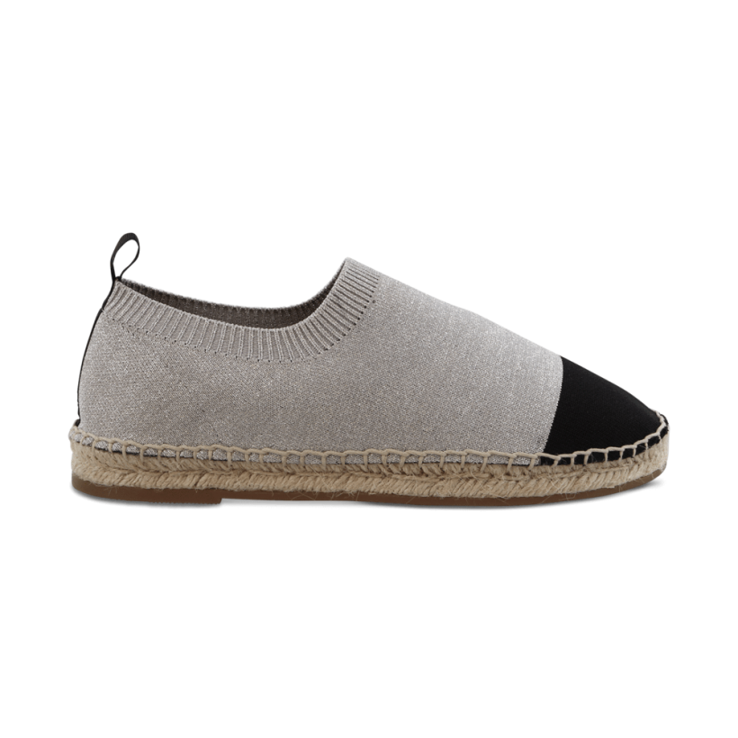Remi Silver Glitter Casual Shoes by Tony Bianco Shoes