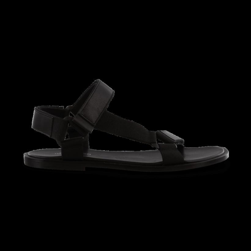 Rikki Black Flats by Tony Bianco Shoes