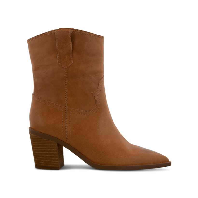 Scout Tan Arizona Ankle Boots by Tony Bianco Shoes