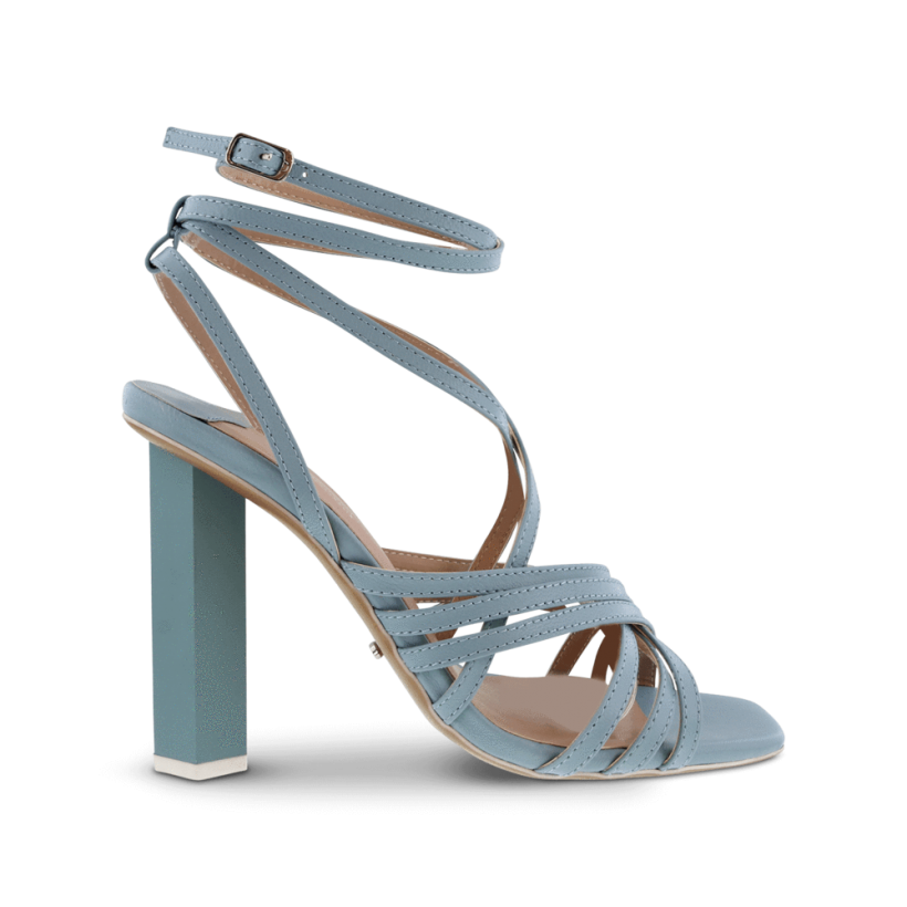 Skylar Placid Kid Heels by Tony Bianco Shoes