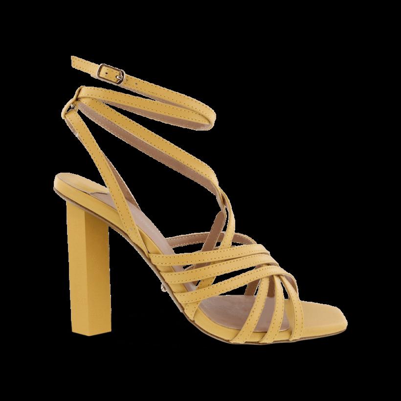 Skylar Sundaze Kid Heels by Tony Bianco Shoes