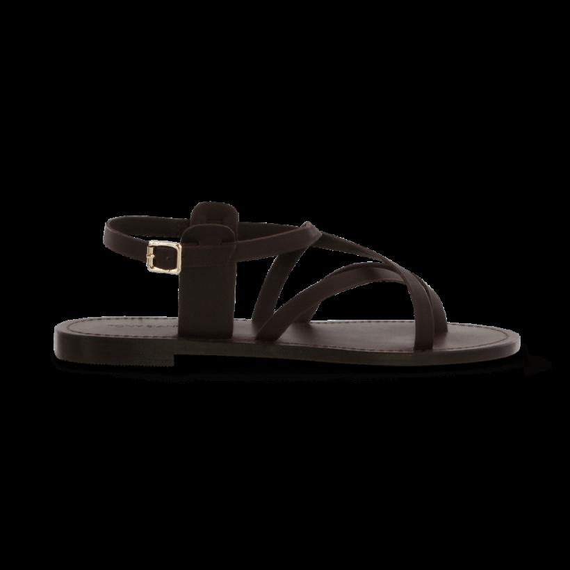 TONY BIANCO - Teeki Choc Flats by Tony Bianco Shoes