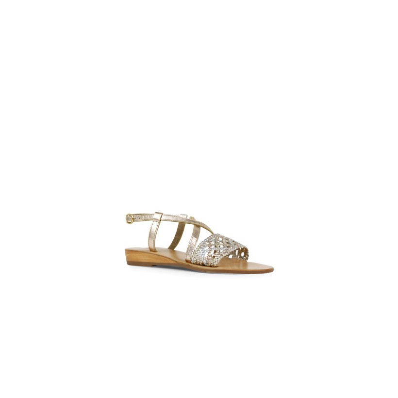 Telford - Rose Gold by Siren Shoes
