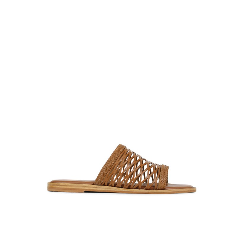 Tennessee - Tan by Siren Shoes