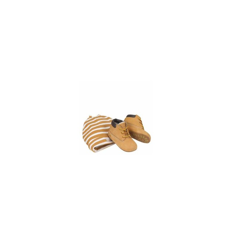 Wheat - Kids Infant Crib Booties Https://Www.Timberland.Com.Au/Shop/Sale/Kids/Footwear Shoes by Timberland