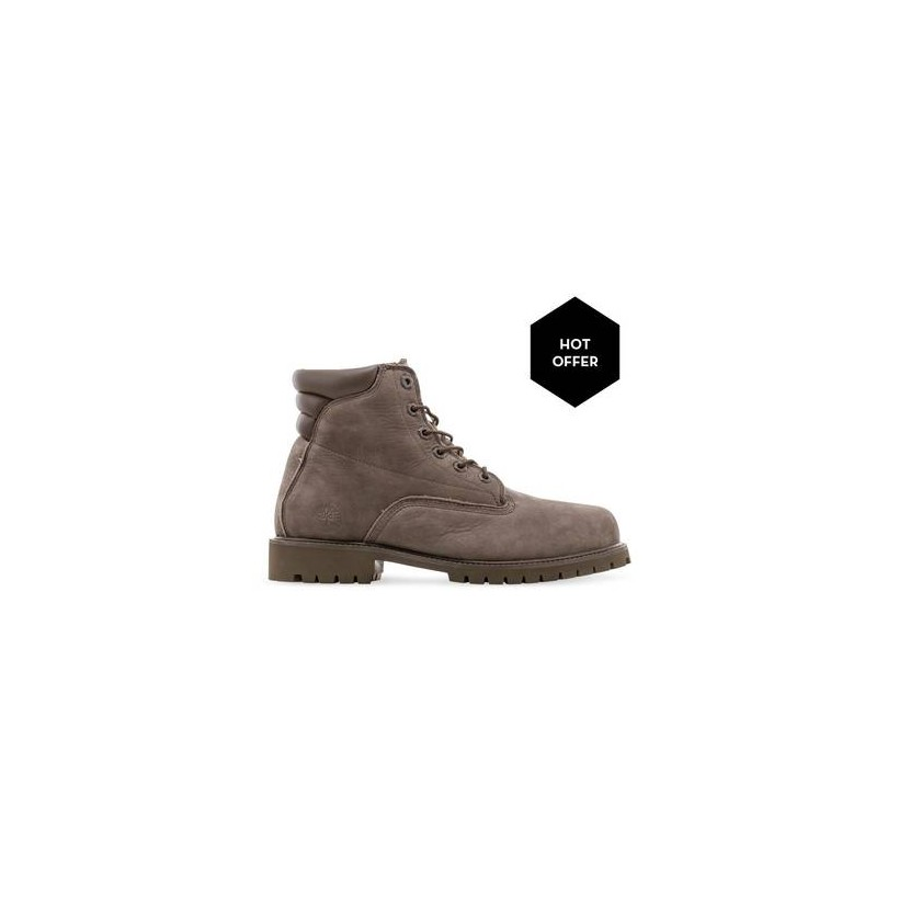 Olive Nubuck - Men's 6-Inch Alburn Boot