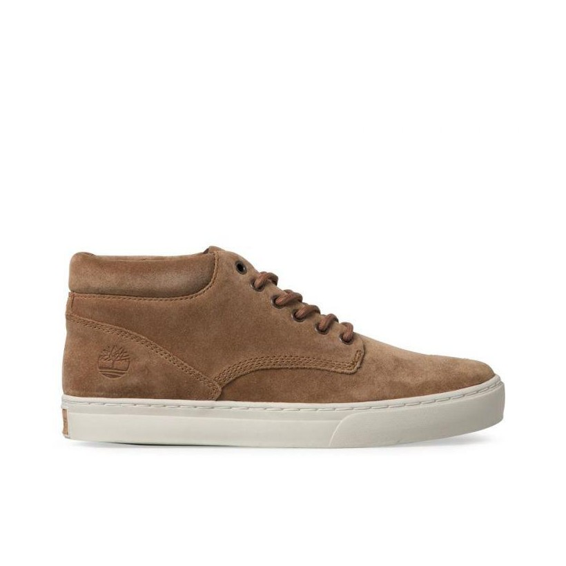 ARGAN OIL DT SUEDE - MEN'S ADVENTURE 2.0 CUPSOLE CHUKKA Footwear Shoes by Timberland