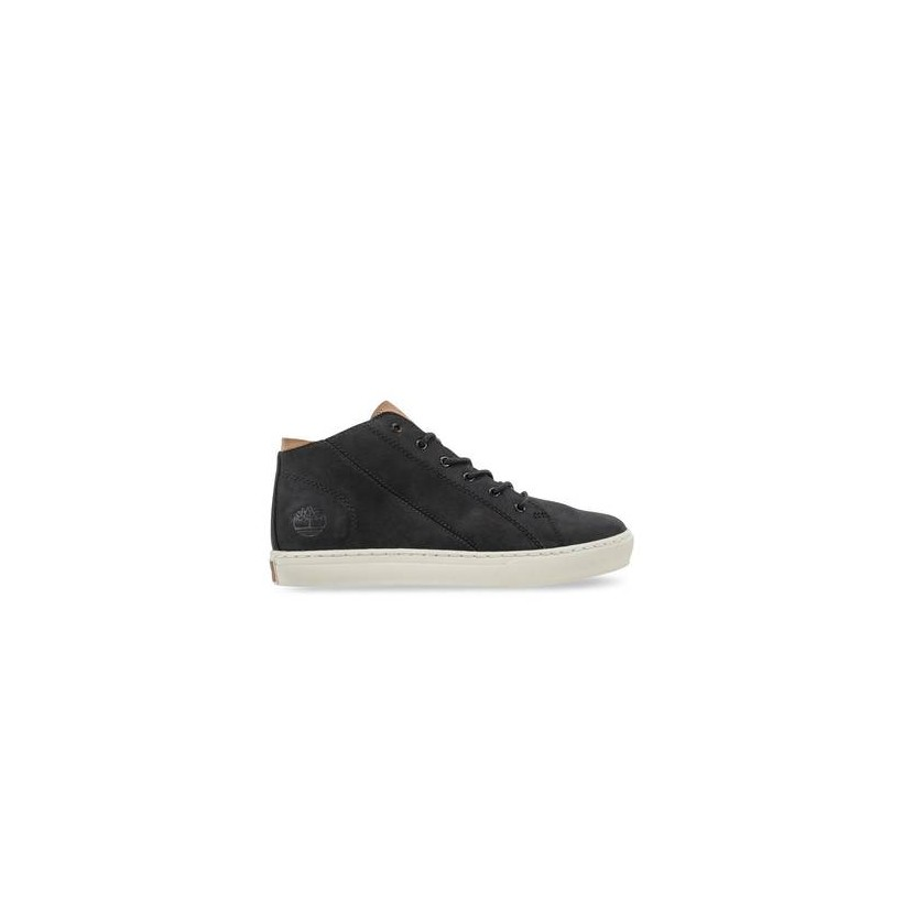 Black Nubuck - Men's Adventure 2.0 Modern Chukka Footwear Shoes by Timberland
