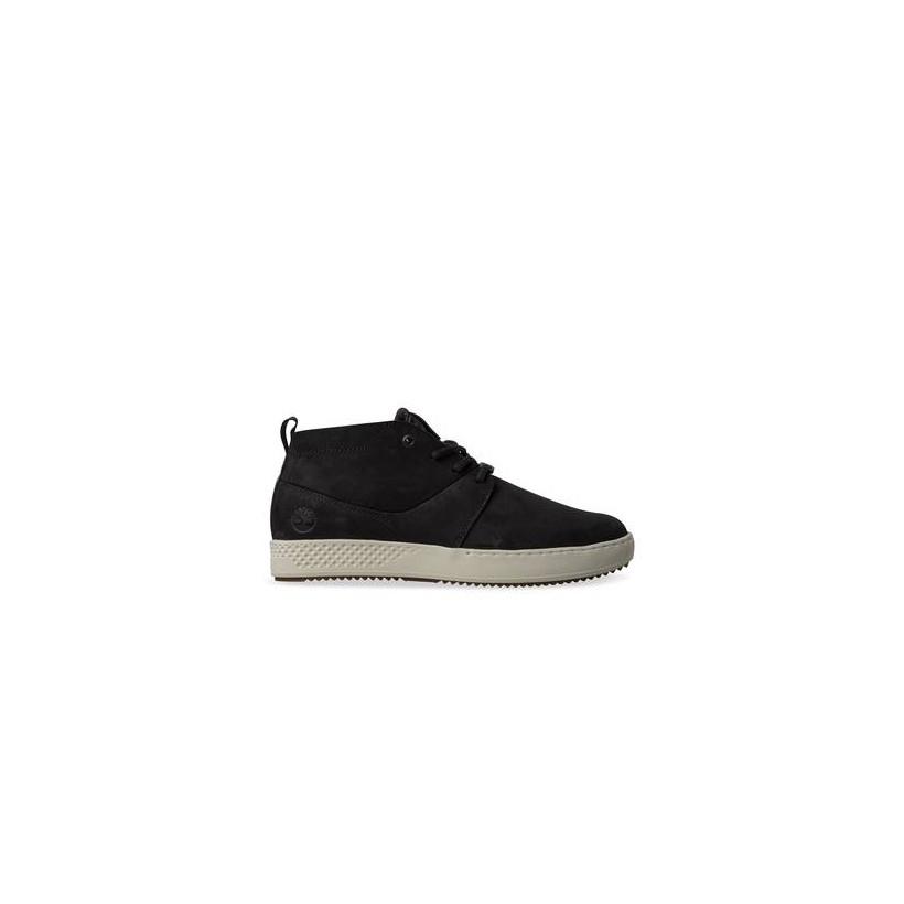 Black Nubuck - Men's Cityroam Chukka Footwear Shoes by Timberland