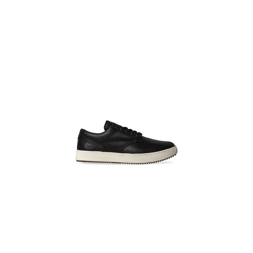 Black Full Grain - Men's Cityroam Cupsole Basic Oxford Shoes Mens Shoes by Timberland