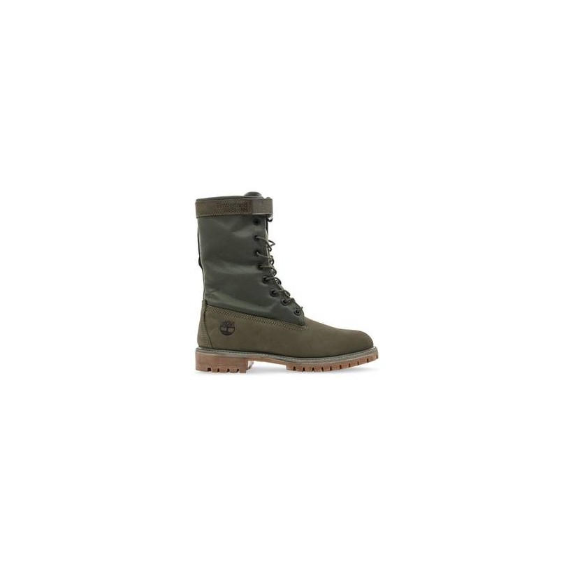 Dark Green Nubuck - Men's Gaiter Boot Https://Www.Timberland.Com.Au/Shop/Sale/Mens/Boots Shoes by Timberland