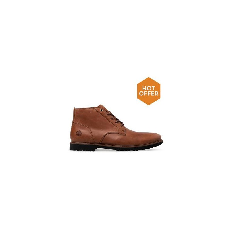 Rawhide Cow Dandy - Men's Lafayette Park Chukka Boots Mens Shoes by Timberland