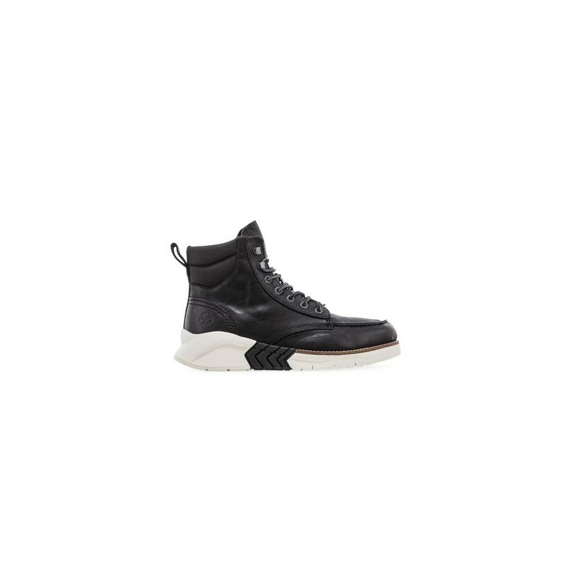 Black Full Grain - Men's M.T.C.R Moc-Toe Sneaker Boots Https://Www.Timberland.Com.Au/Shop/Sale/Mens/Boots Shoes by Timberland