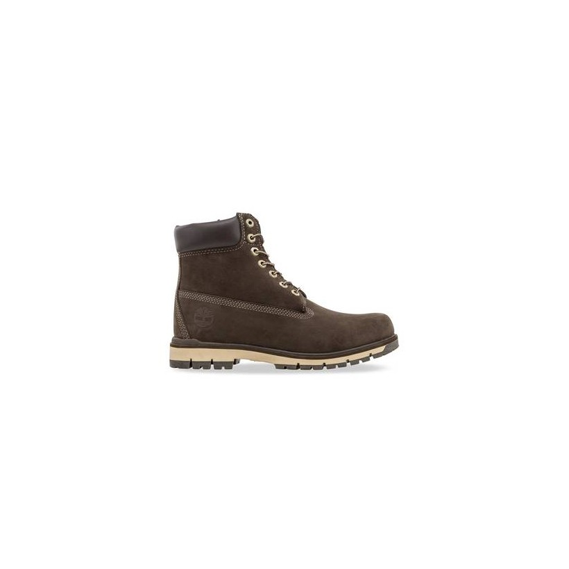 Dark Brown Nubuck - Men's Radford 6-Inch Lightweight Waterproof Boots 6 Inch Boots Shoes by Timberland