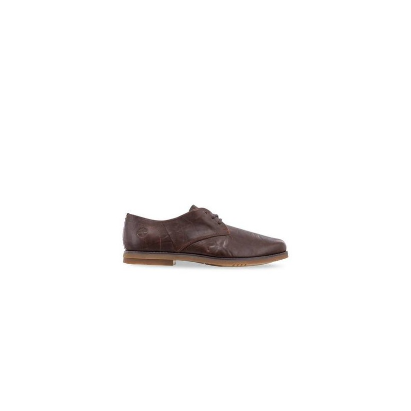 Medium Brown Full Grain - Men's Yorkdale Oxford Shoes Https://Www.Timberland.Com.Au/Shop/Sale/Mens/Dress-Shoes Shoes by Timberland