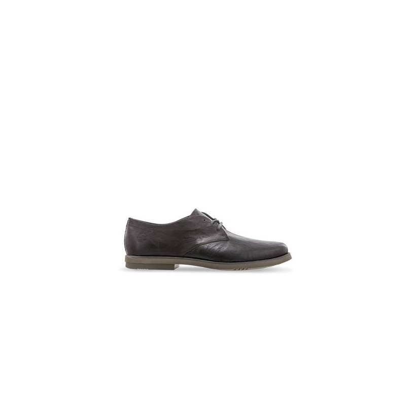 Black Full Grain - Men's Yorkdale Oxford Shoes Footwear Shoes by Timberland
