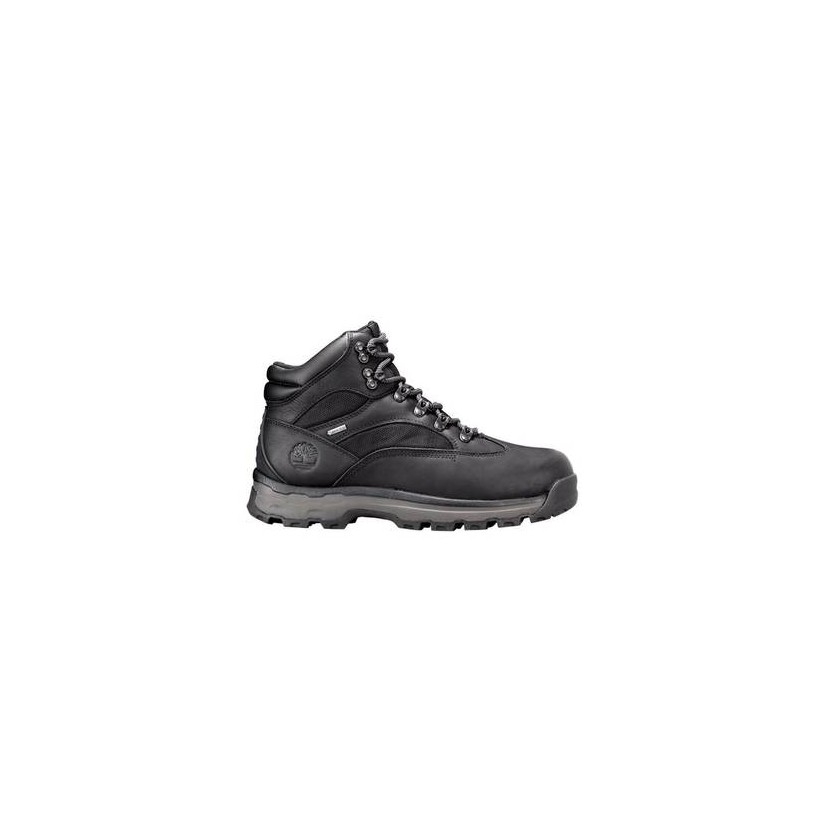 Black Full-Grain - Mens Chocorua Trail 2.0 Waterproof Hiking Boots Footwear Shoes by Timberland