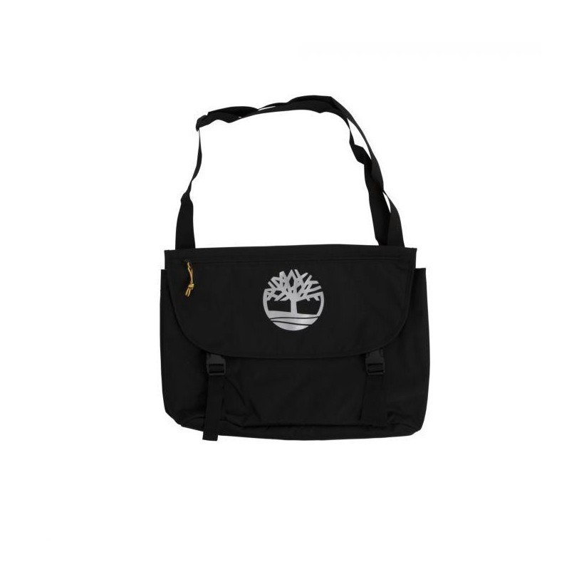 BLACK - TIMBERLAND MESSENGER BAG Clothing Shoes by Timberland