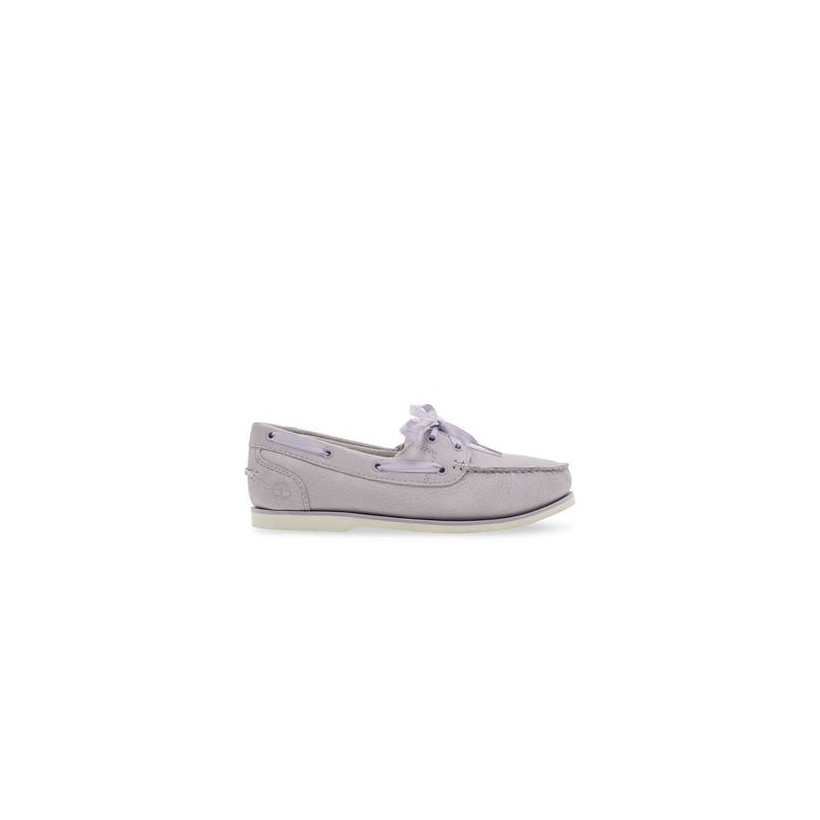 Light Purple Nubuck - Women's Classic Unlined Boat Shoes Https://Www.Timberland.Com.Au/Shop/Sale/Womens/Footwear Shoes by Timberland
