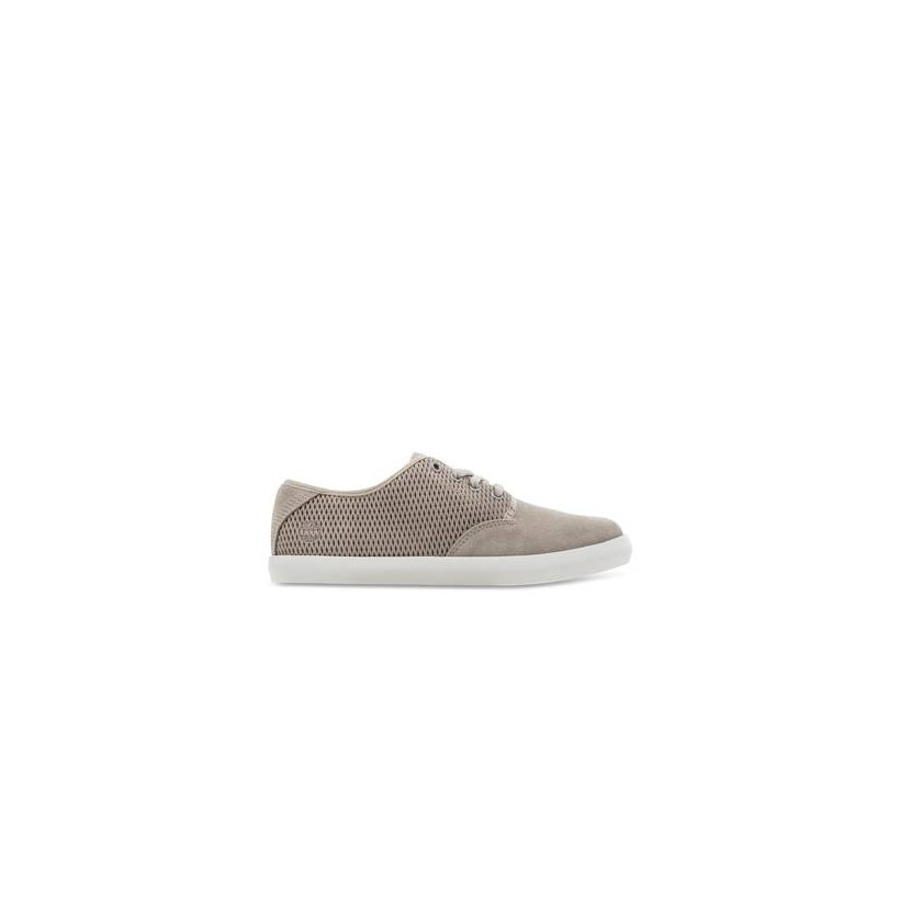 Light Taupe Suede - Women's Dausette Oxford Footwear Shoes by Timberland