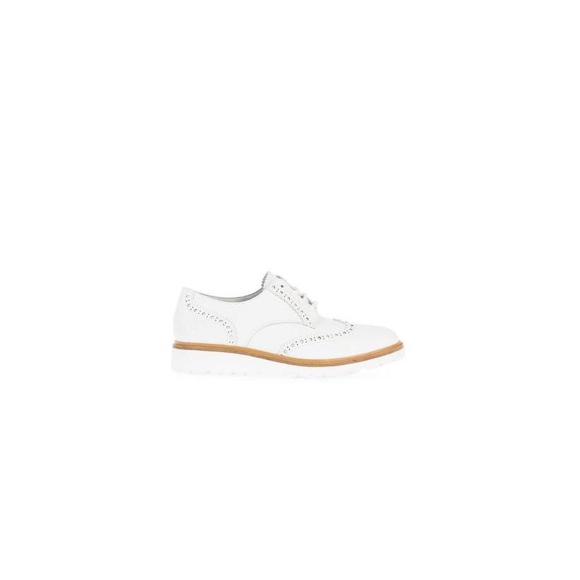 Blanc De Blanc - Women's Ellis Street Brogue Oxford Shoe Https://Www.Timberland.Com.Au/Shop/Sale/Womens/Footwear Shoes by Timberland