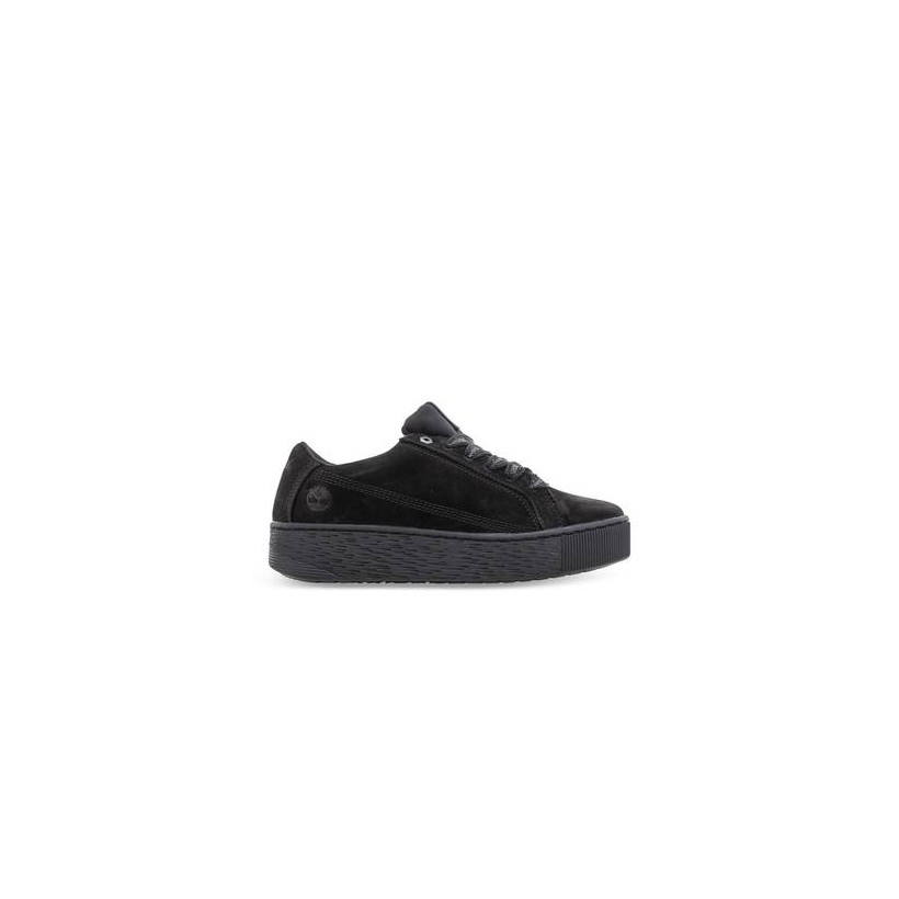 Black Nubuck - Women's Marblesea Leather Sneaker Https://Www.Timberland.Com.Au/Shop/Sale/Womens/Footwear Shoes by Timberland