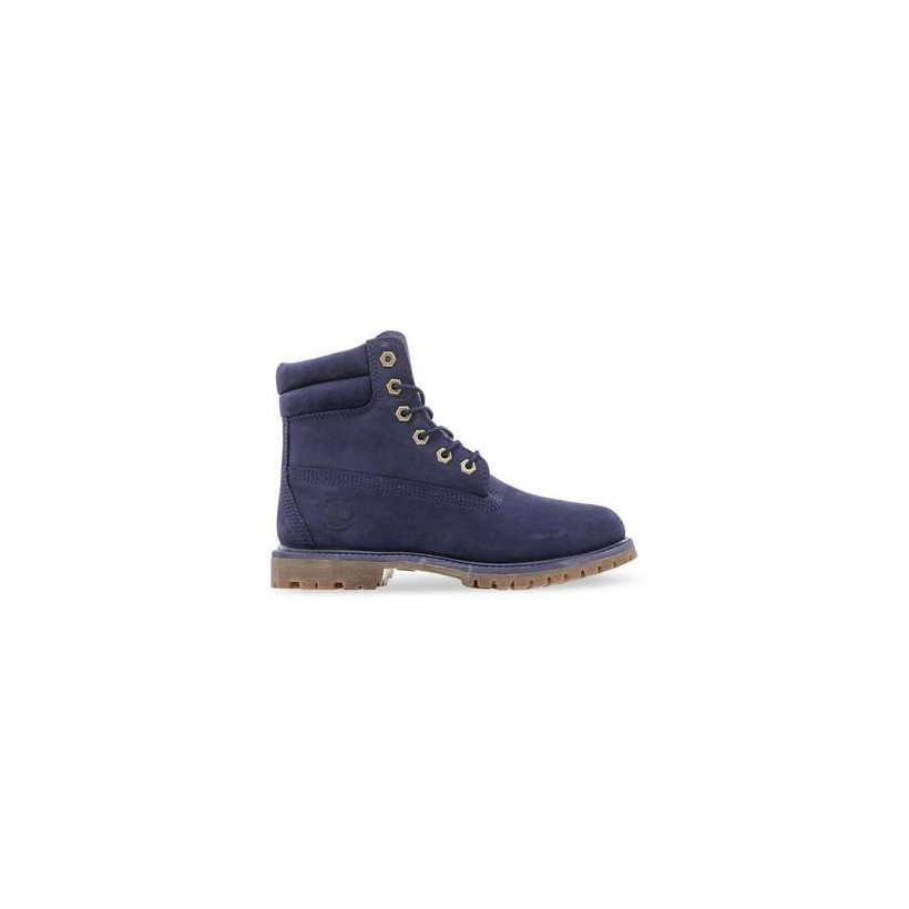 Navy Nubuck - Women's Waterville 6-Inch Boot Https://Www.Timberland.Com.Au/Shop/Sale/Womens/Footwear Shoes by Timberland