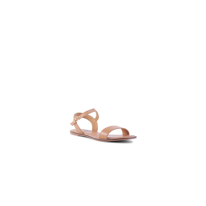Treasure - Tan Cow Leather by Siren Shoes