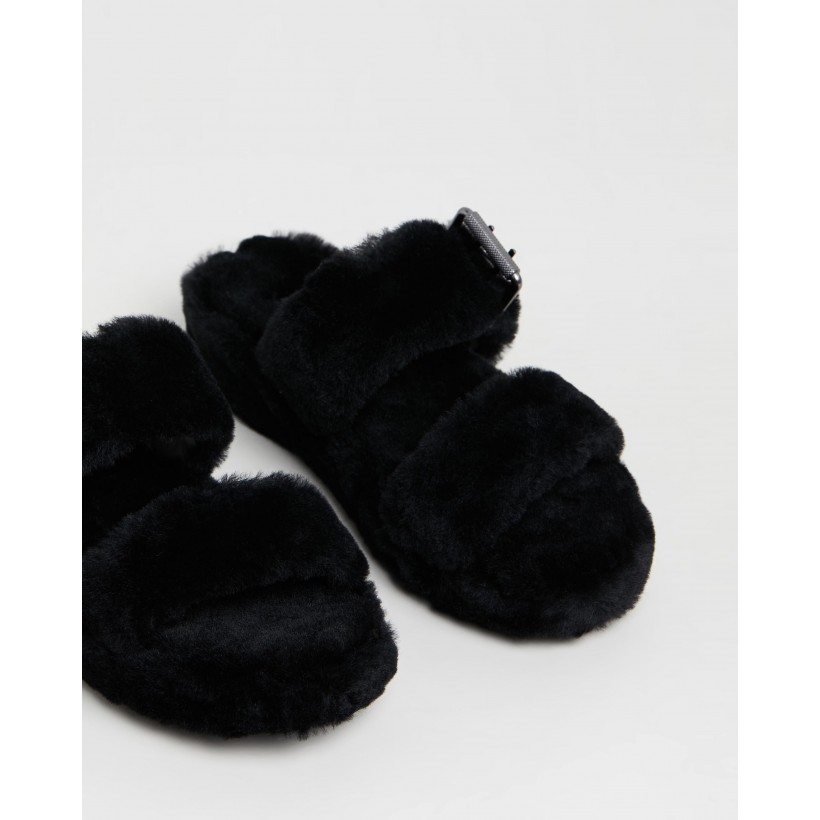 Fuzz Yeah - Women's Black by Ugg