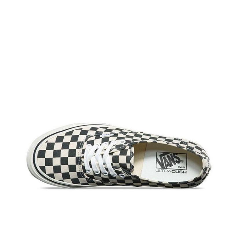 (Anaheim) Black/Check - Anaheim 44 DX Sale Shoes by Vans
