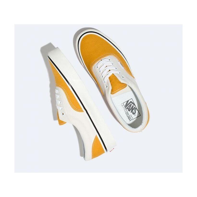 (Anaheim Factory) Og Saffron/Og White - Anaheim Factory 95 DX Sale Shoes by Vans