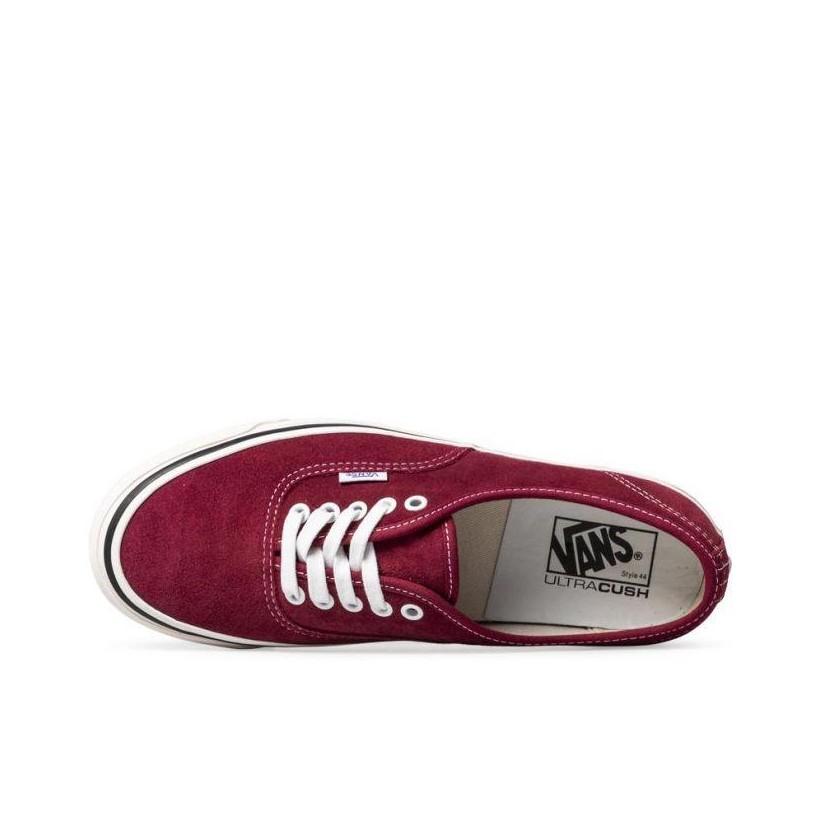 (Anaheim Factory) OG Brick/Suede - Anaheim Factory Authentic 44 DX Sale Shoes by Vans