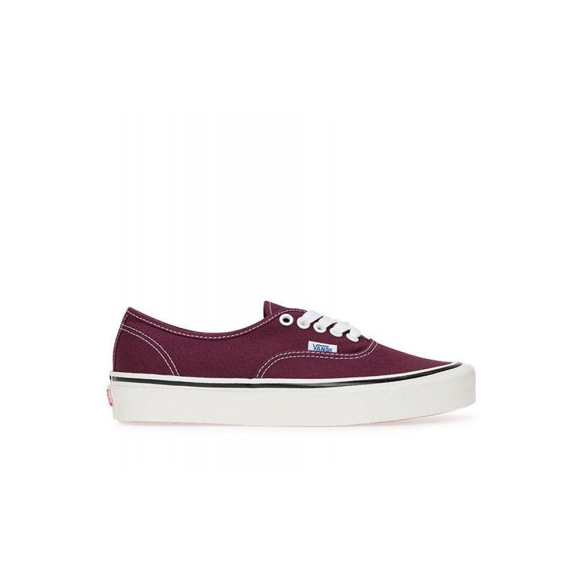 (Anaheim Factory) Og Burgundy - Anaheim Factory Authentic 44 Sale Shoes by Vans