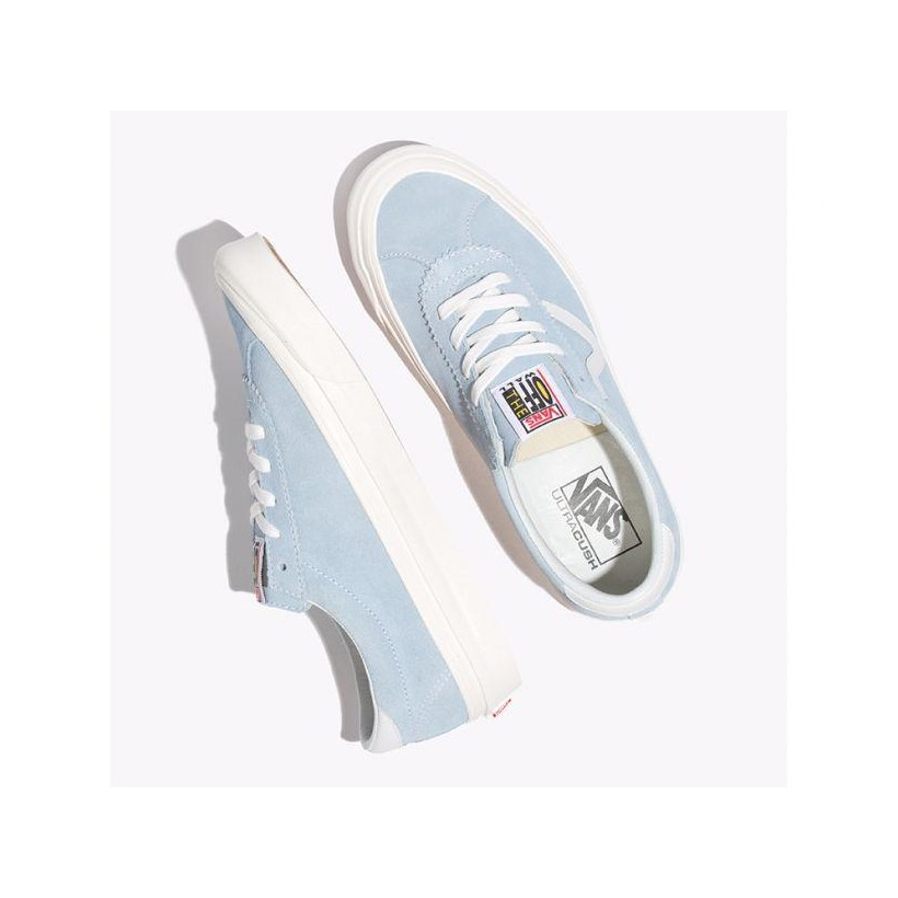 (Anaheim Factory) OG Light Blue/Suede - Anaheim Factory Style 73 Sale Shoes by Vans