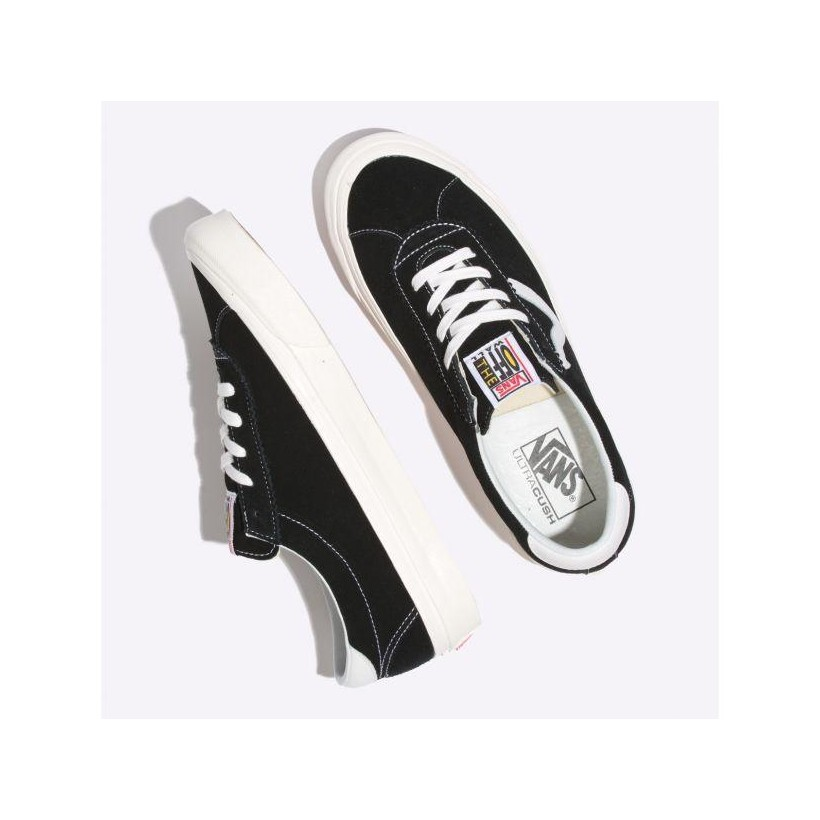 (Anaheim Factory) OG Black/Suede - Anaheim Factory Style 73 Sale Shoes by Vans